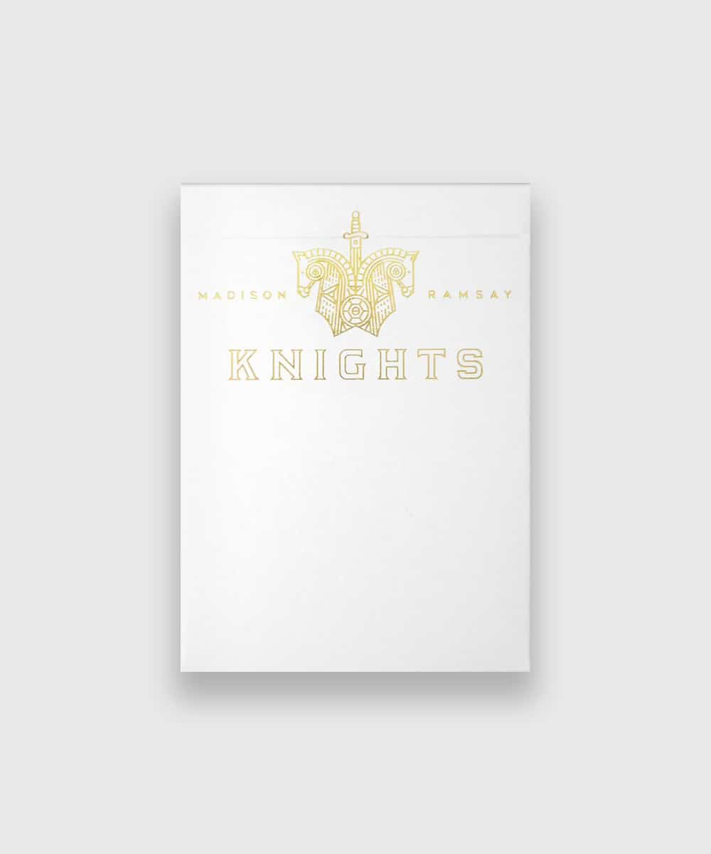 Knights Playing Cards Galerie