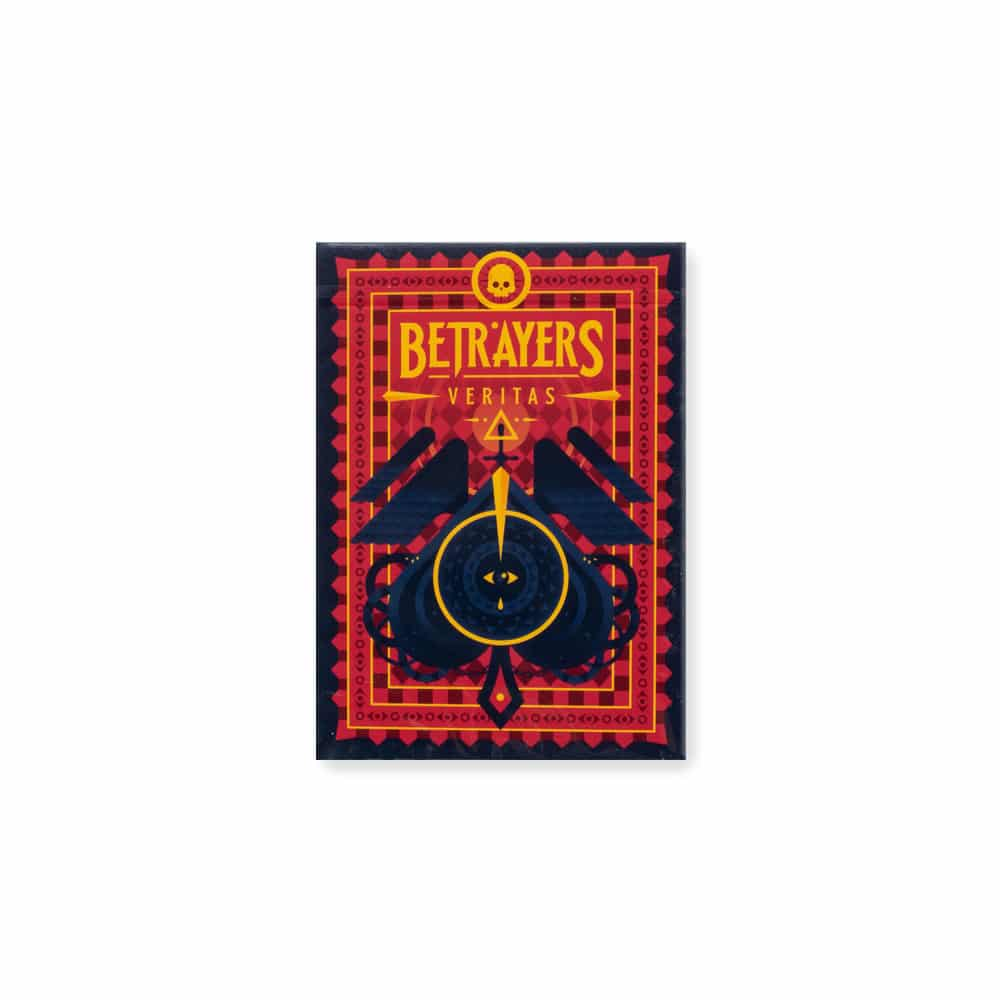 Betrayers Veritas Playing Cards Galerie