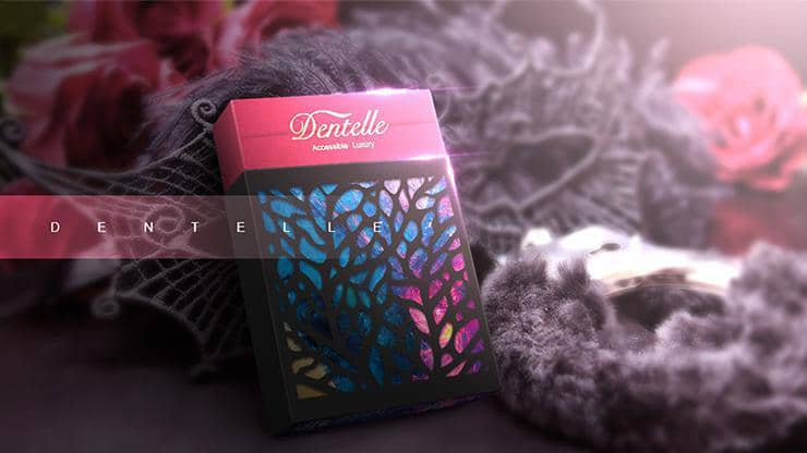 Limited Edition Dentelle Playing Cards by Bocopo Alt1