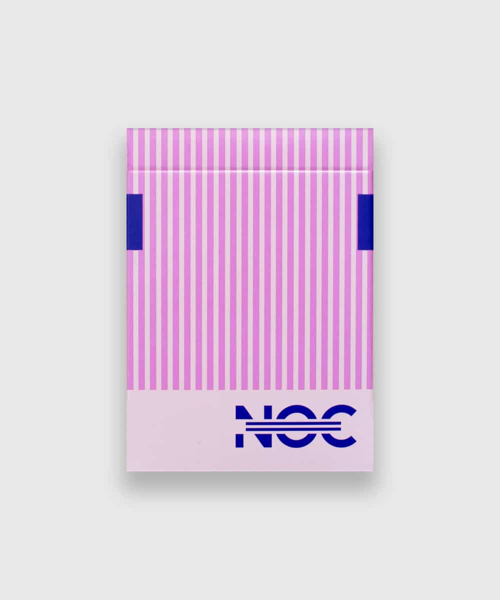 Limited-Edition-NOC3000X2-Pink-Playing-Cards