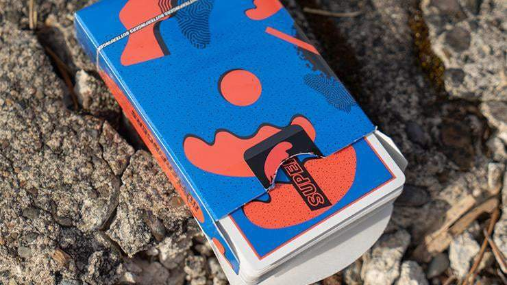Limited Edition Superfly Butterfingers Playing Cards by Gemini Alt2