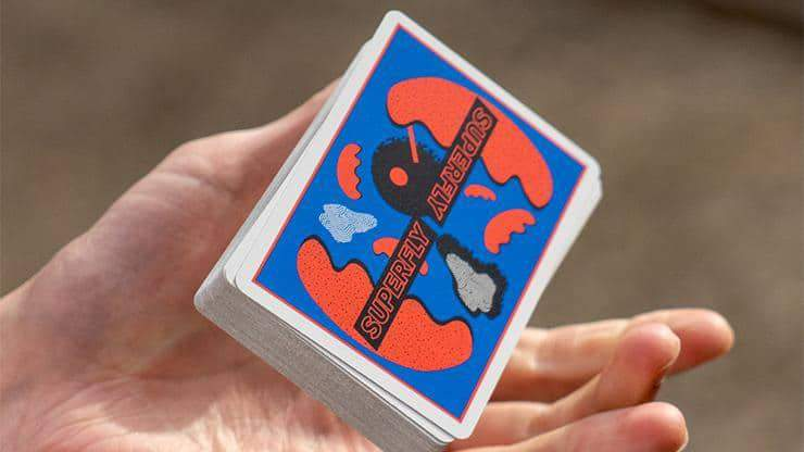 Limited Edition Superfly Butterfingers Playing Cards by Gemini Alt3