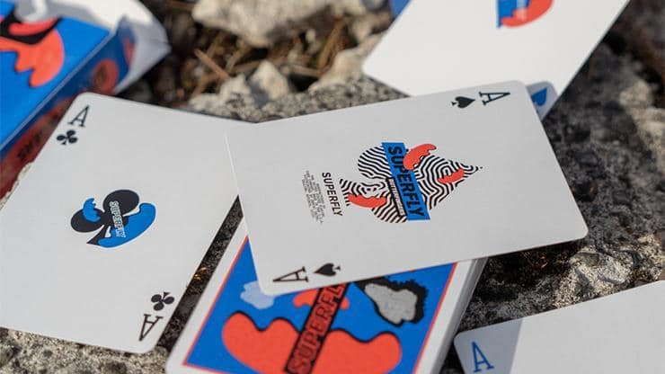 Limited Edition Superfly Butterfingers Playing Cards by Gemini Alt4