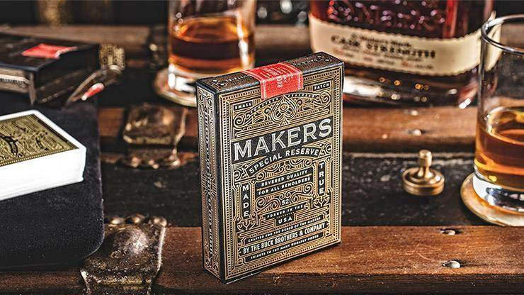 Makers Playing Cards Alt1