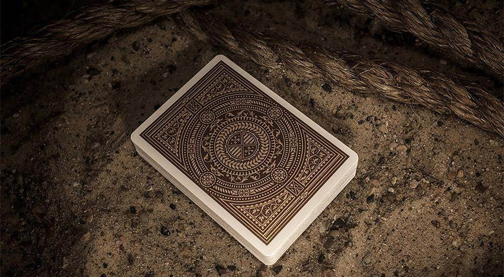 Medallion Playing Cards by theory11 Alt3