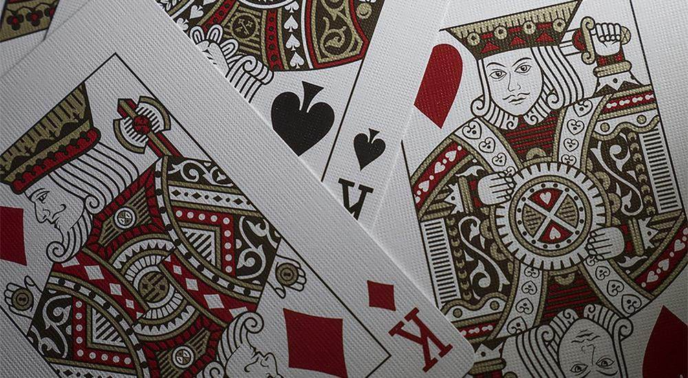Medallion Playing Cards by theory11 Alt5