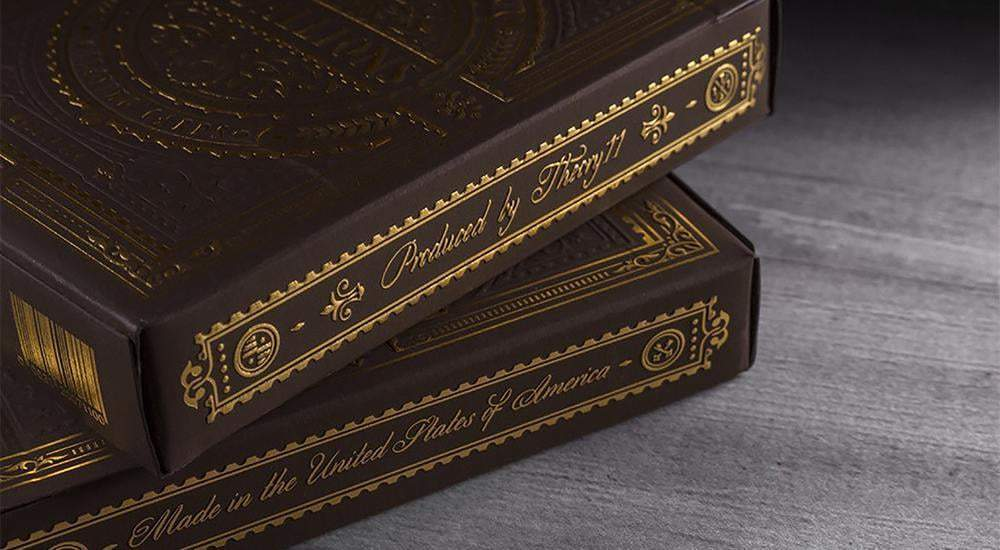 Medallion Playing Cards by theory11 Alt6