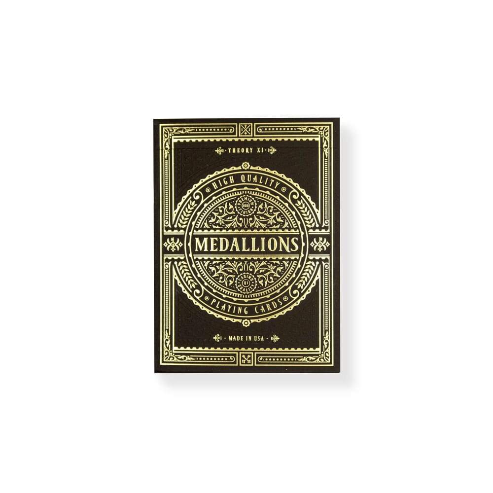 Medallion Playing Cards by theory11 Galerie