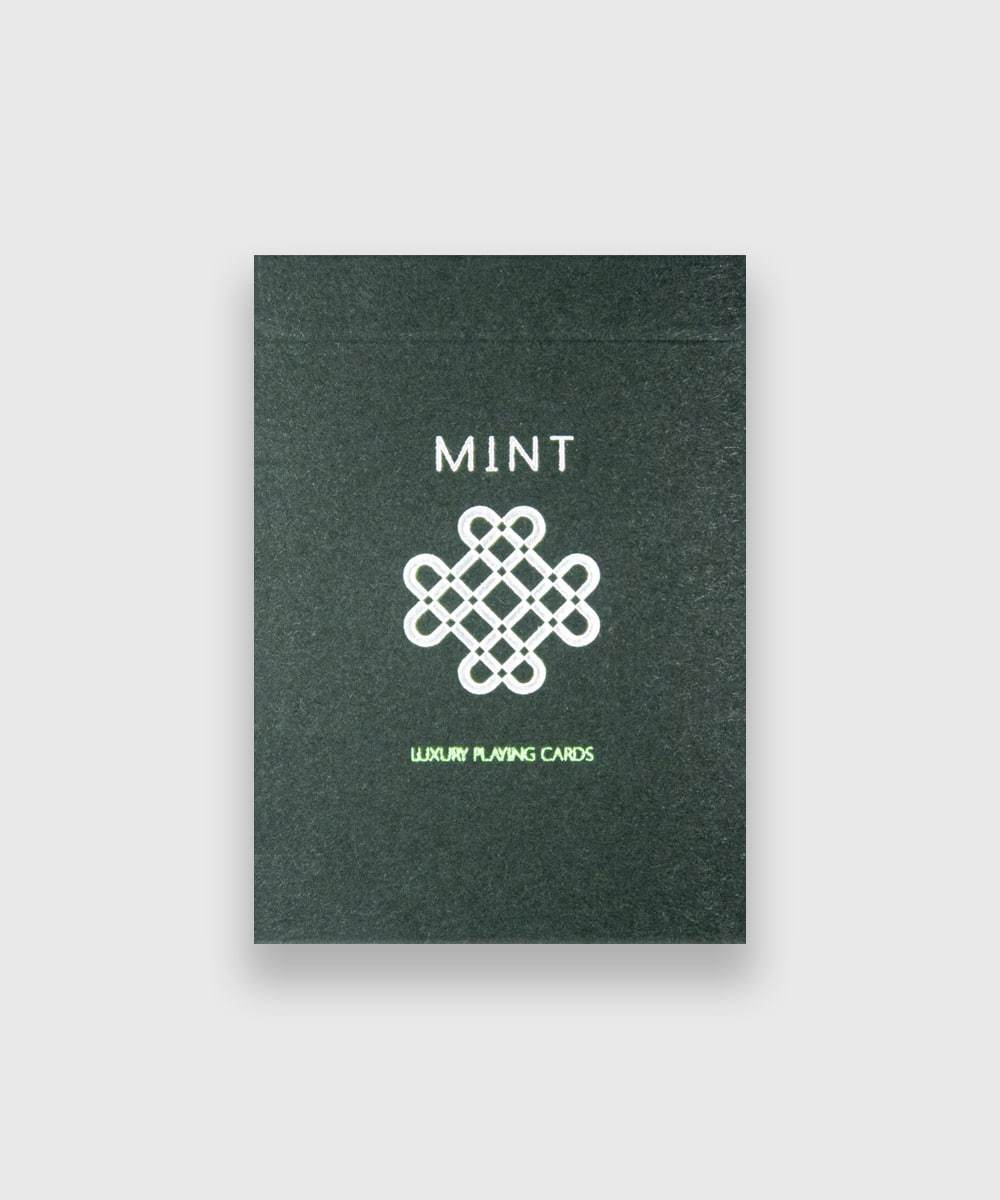 Mint Cucumber Playing Cards Galerie