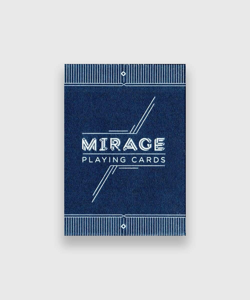 Mirage V4 Playing Cards Galerie