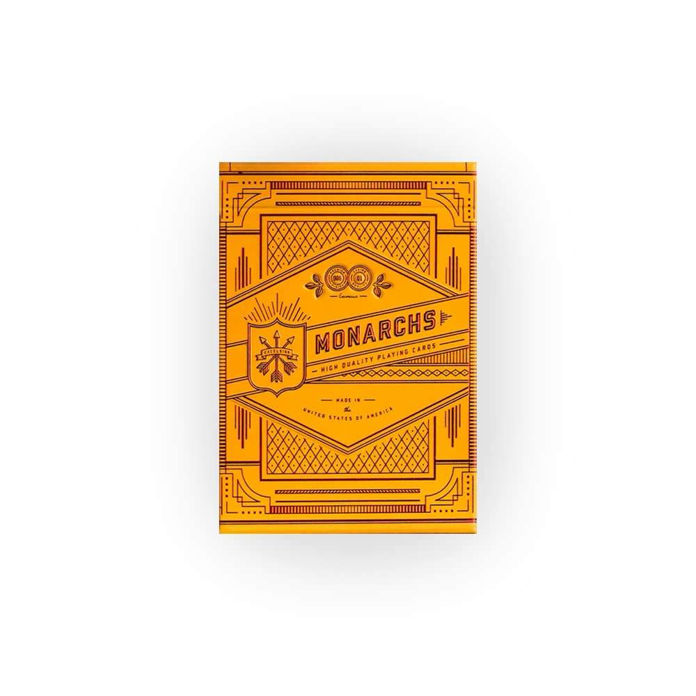Monarch Mandarin Playing Cards