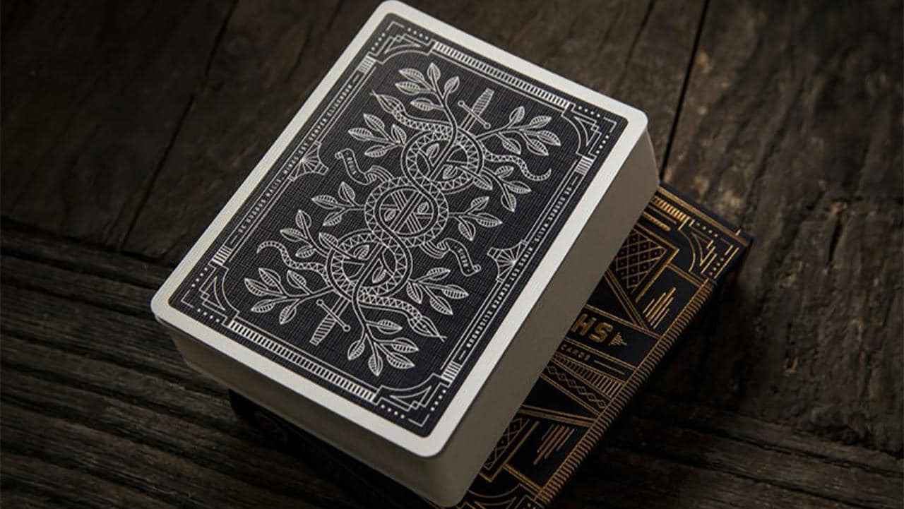 Monarch Playing Cards by theory11 Alt2