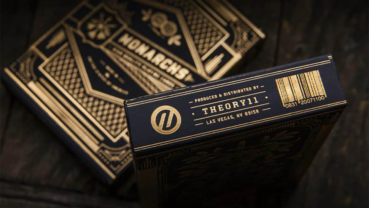 Monarch Playing Cards by theory11 Alt5
