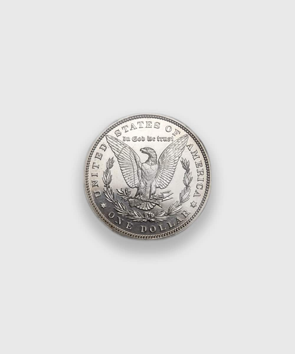 Morgan-Dollar-Replica