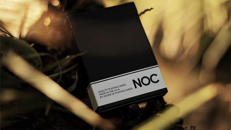 NOC Original Series by House of Playing Cards black Alt1