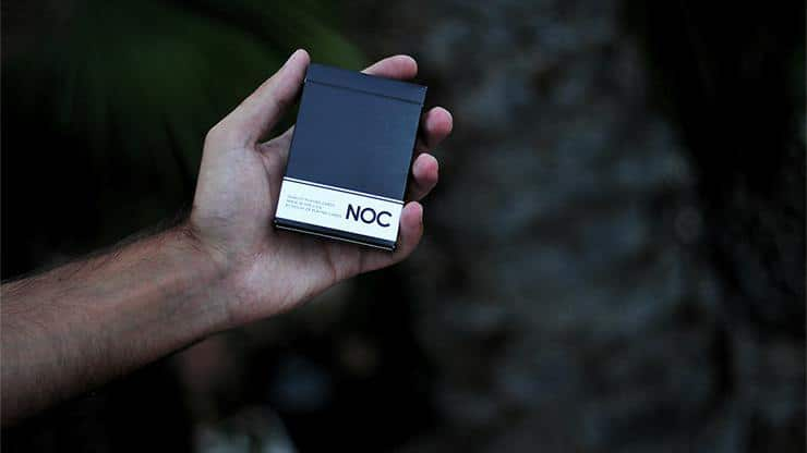 NOC Original Series by House of Playing Cards black Alt2