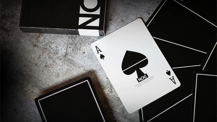 NOC Out- Black Playing Cards Alt5