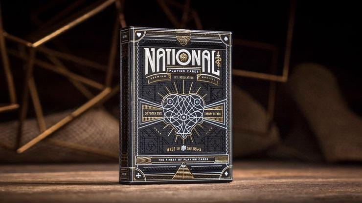 National Playing Cards by theory11 Alt1