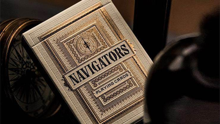 Navigators Playing Cards by theory11 Alt1