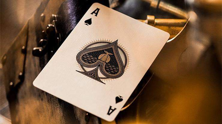 Navigators Playing Cards by theory11 Alt5