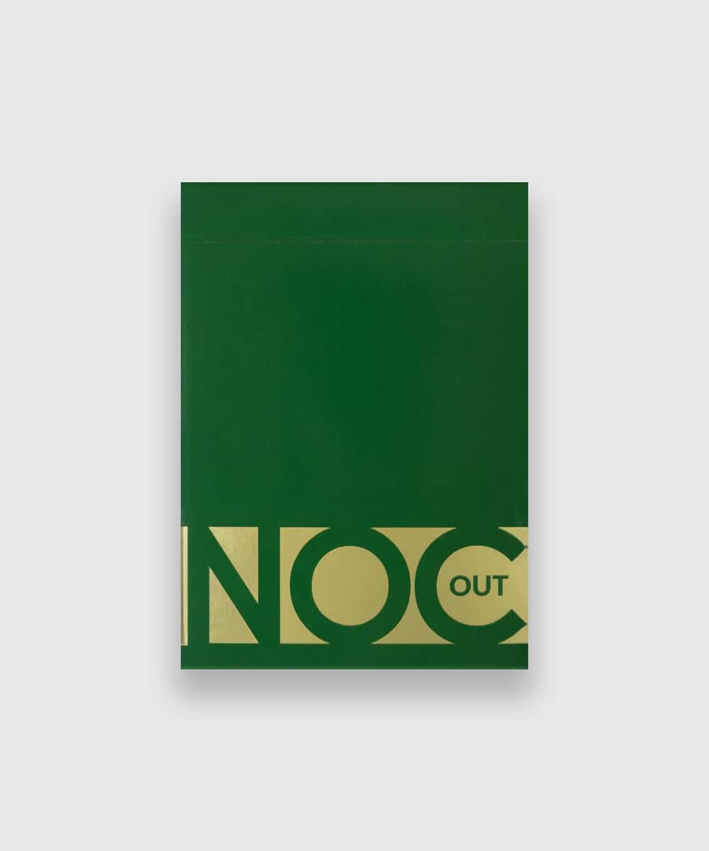 Noc Out Green Gold Galerie
