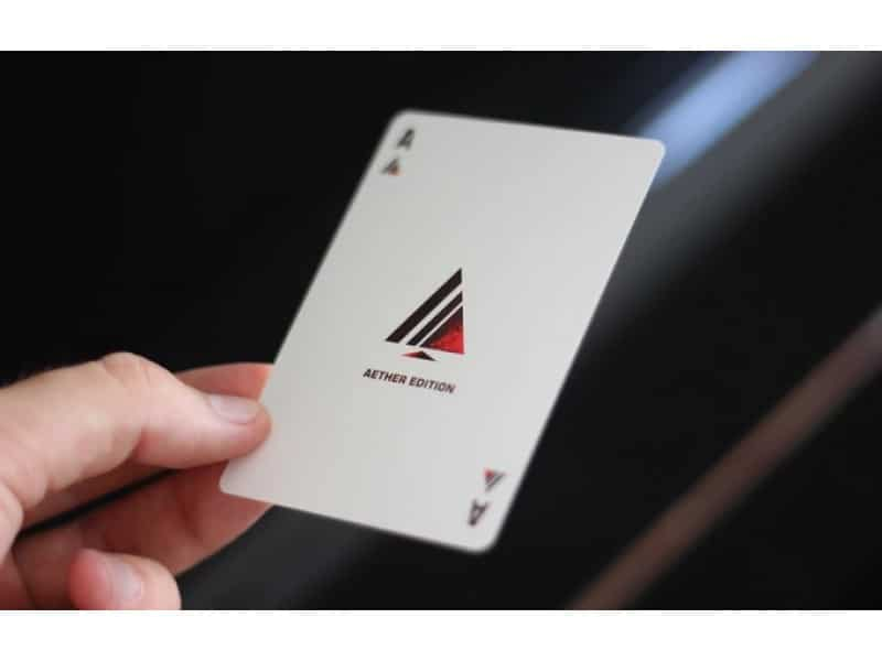 Odyssey Aether Playing Cards Alt8