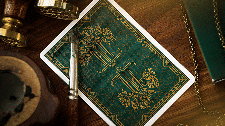 Philtre V3 Playing Cards by Riffle Shuffle Alt2
