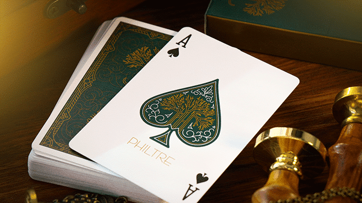Philtre V3 Playing Cards by Riffle Shuffle Alt3