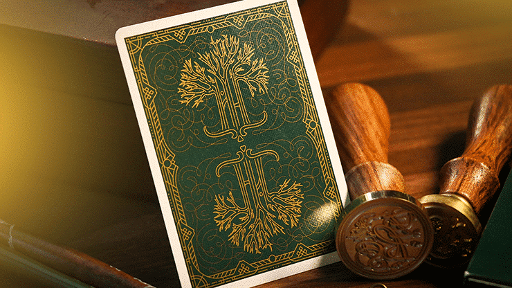Philtre V3 Playing Cards by Riffle Shuffle Alt4