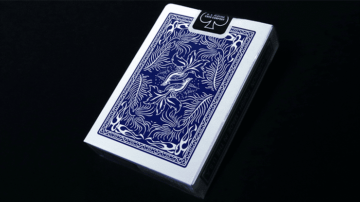 Phoenix Playing Cards Blue Alt2