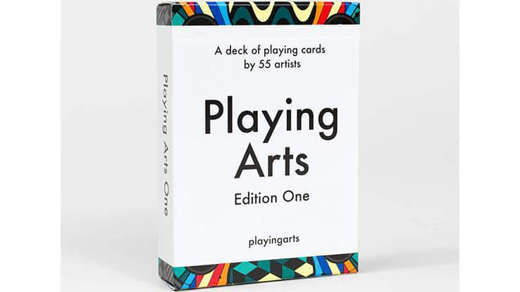 Playing Arts Edition One Playing Cards Alt1