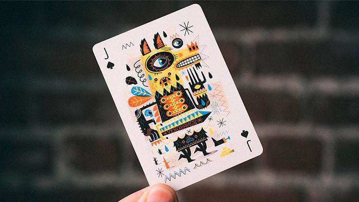 Playing Arts Edition One Playing Cards Alt6