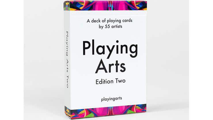 Playing Arts Edition Two Playing Cards Alt1