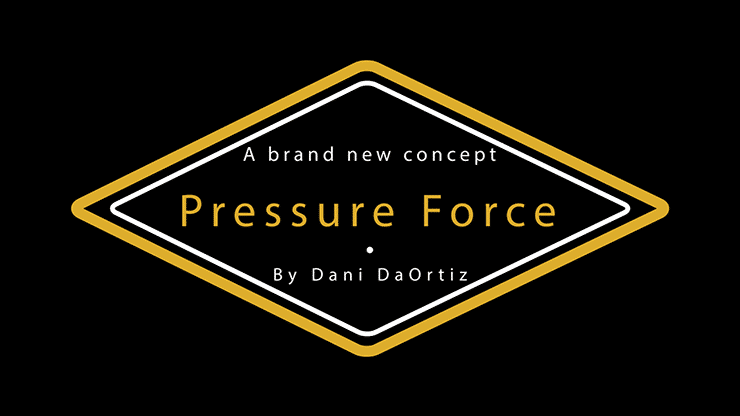 Pressure Force by Dany da Ortiz Alt1