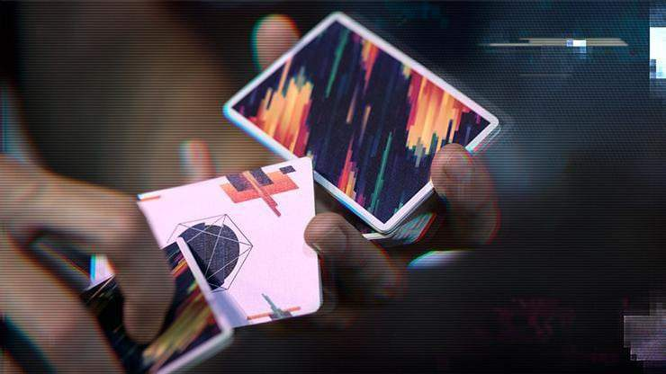 Pulse Playing Cards by Cardistry Touch Alt1