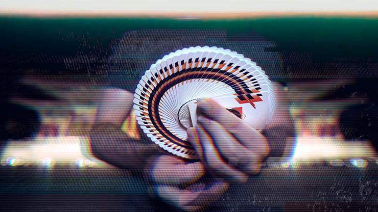Pulse Playing Cards by Cardistry Touch Alt4