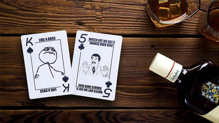Rage Cards Playing Cards Alt3