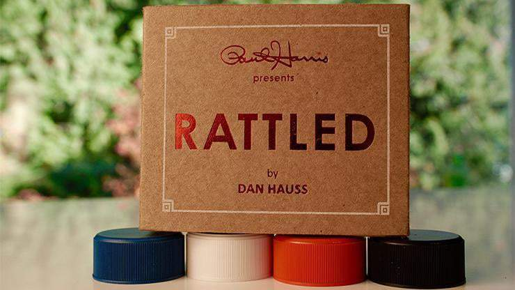 Rattled by Dan Hauss and Paul Harris Alt1