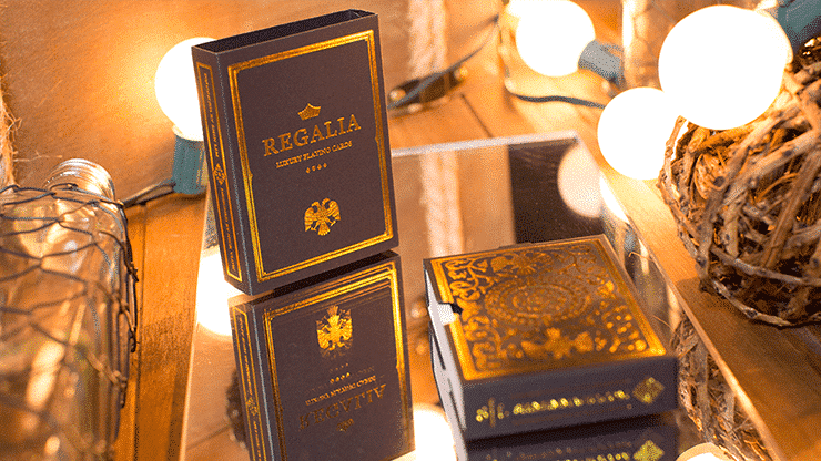 Regalia Playing Cards by Shin Lim Alt1