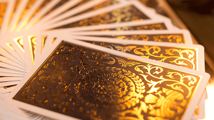Regalia Playing Cards by Shin Lim Alt2