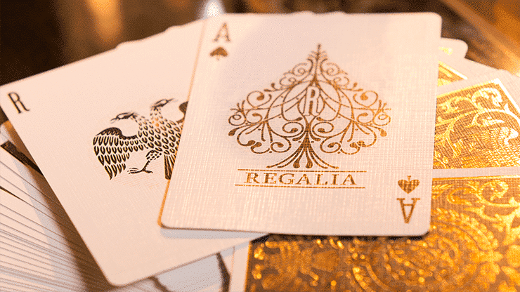 Regalia Playing Cards by Shin Lim Alt3