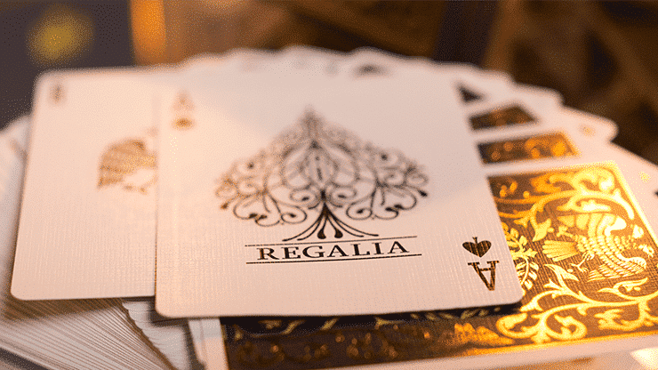 Regalia Playing Cards by Shin Lim Alt5