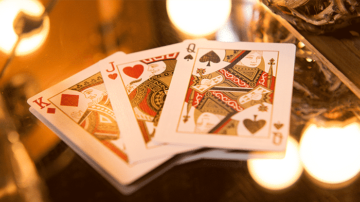 Regalia Playing Cards by Shin Lim Alt6