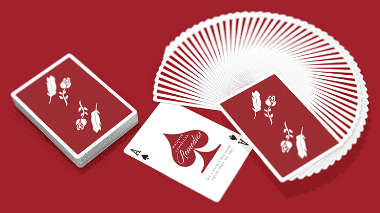 Remedies Playing Cards by Madison x Schneider Alt2