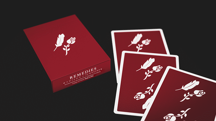 Remedies Playing Cards by Madison x Schneider Alt6