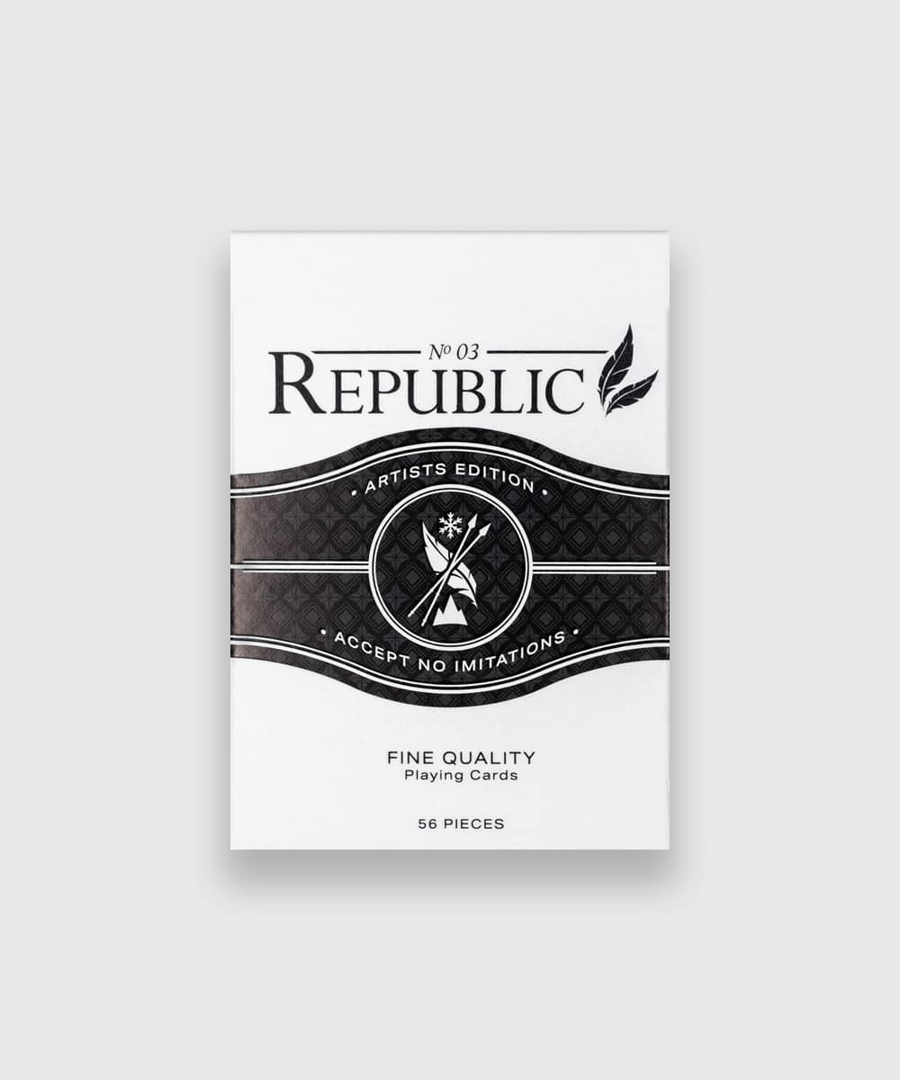Republic Playing Cards Galerie