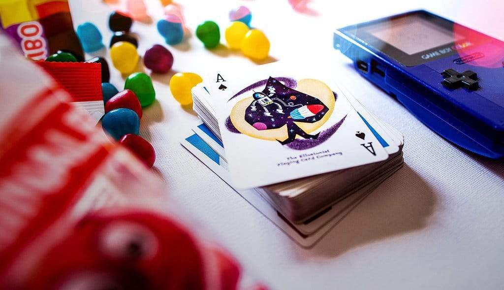 Rockets Playing Cards Alt5