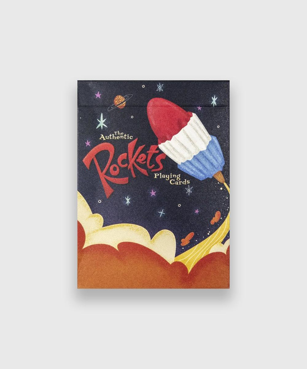 Rockets Playing Cards Galerie