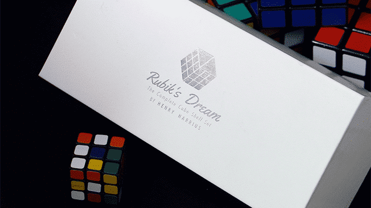 Rubik's Dream by Henry Harrius Alt1