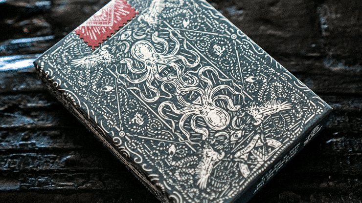 Seafarers Playing Cards by Joker and the Thief Alt1